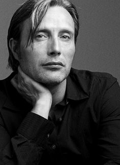 Mads Mikkelsen #hannibal love it!