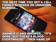 How To Deal With Unwanted Callers
