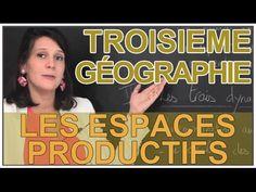 Les espaces productifs avec l'exemple de la vallée du Rhône. Plus de vidéos sur http://www.lesbonsprofs.com/troisieme#!histoire-geographie-3e/amenagement-et-...