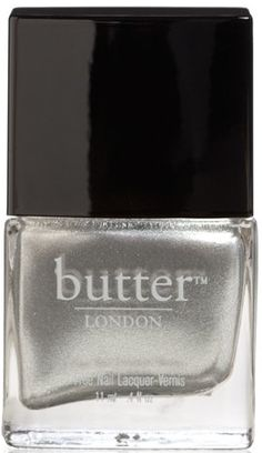 vernis à ongles argent butter london