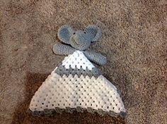 Ravelry: Elephant Snuggle Rug pattern by Selena Wallace