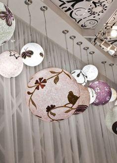 lámpara de techo moderna (mosaico) ATMOSPHERA SICIS