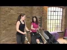 Post Natal Exercise (when you're baby is 3-6 months old), with Dee Thresher