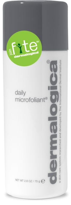 my second-fave exfoliant