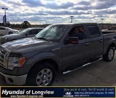 https://flic.kr/p/xJ68x1 | #HappyBirthday Jose from Kent Haws  at Hyundai of Longview! | www.deliverymaxx.com/DealerReviews.aspx?DealerCode=XDUT