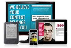 Reach your audience on any device: 3D Issue allows you to convert your PDFs into digital publications that can be viewed on PC, Mac, Netbooks, Tablets, iPads, iPhones, Kindles and other e-readers. All from creating it within the same application!