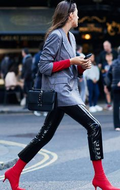street style/outfit ideas - pinned by SHEISREBEL.COM
