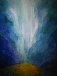 Watercolour Irma Stropeni