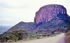 Mlengana Rock    Pass