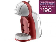 Cafeteira Expresso Dolce Gusto Mini Me 15 Bar - Arno