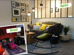 Diaporama : Les relookings de Maison à Vendre sur M6 par Emmanuelle Rivassoux