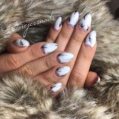 Marbles #freehand  #acrylicnails #nailsdone #nailgame #gobigorgohome #nailswag #vegas_nay #hudabeauty #nailaholic #nailgameproper #nailsofinstagram #nailprodigy #dopenails #socalnails #nailpolish #nailitmagazine #gorejessnails #nailtech #lovemyjob #blingnails #swarovski #crystals #nailsonfleek #swag #tmblrfeature # # # # by gorejessnails