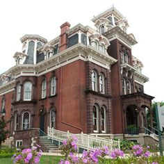 Jacob Henry Mansion, 20 South Eastern Avenue, Joliet, IL 60433.
