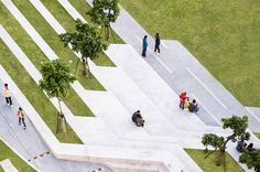 Calligraphy Greenway | Taichung | Taiwan | Landscape 2015 | WAN Awards