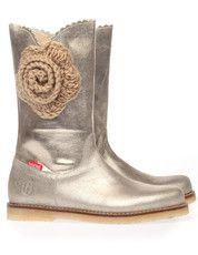 Bronzen/Gouden Shoesme kinderschoenen CR3W023 laarzen