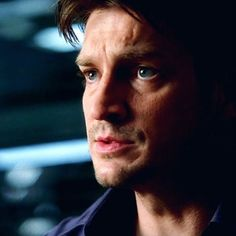 Nathan Fillion, love him in the show castle