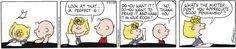 Sally Brown - Good Penmanship | Peanuts comic strip search engine