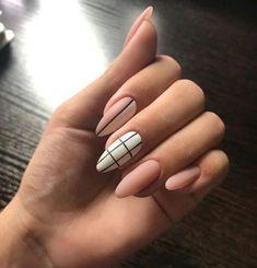 Make an original manicure for Valentine's Day - My Nails Summer Acrylic Nails, Cute Acrylic Nails, Matte Nails, Summer Nails, Stiletto Nails, Coffin Nails, Grunge Nails, Swag Nails, Punk Nails