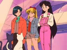 Sailor Moon fashion and outfits