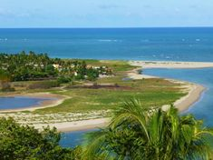 Porto de Pedras, Alagoas Brazil Travel, Golf Courses, Beautiful Places, Pictures, Beaches, Sunrise, First Night Romance, South America, Places To Visit