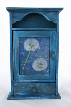 Key cabinet, $34