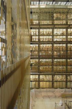 NYU Bobst Library Renovation / Joel Sanders
