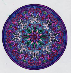 Customer Image Gallery for Mystical Mandala Coloring Book (Dover Design Coloring…