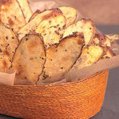 Chive-Parmesan Potato Chips