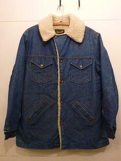 Wrangler Boa Jacket | 70's Made in USA