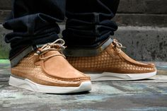 Footpatrol x Clarks Sportswear Tawyer FP Sand   Now Available IN-STORE   Footpatrol