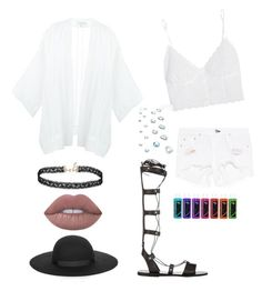 """Coachella #1 (dream)"" by acidic-alien on Polyvore featuring IRO, Hanky Panky, rag & bone, Miss Selfridge, Lipsy, Ancient Greek Sandals, In Your Dreams and Lime Crime"