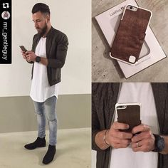 "#Repost @mr_gentleguy  LuxBox Case Giveaway Contest My dear followers ONE lucky winner is gonna win this @luxboxcase for iphone 6.  It's in nice wood optic and of high quality. I like it a lot  Just like this picture & follow @luxboxcase and @thewtfactory  Then comment this picture with ""luxbox"".  The lucky winner will be announced tomorrow. GOOD LUCK  #fashion #swag #style #stylish #swagger  #photooftheday #instagood #cool #polo #swagg #fresh #dope #fashion #stylish #dapper #dapperlydone…"