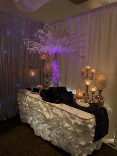 Decor by Aglow Bridal Lounge www.AglowBridalLounge.com Kamloops, B.C.