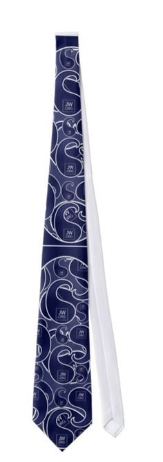 JW.ORG neckties. Custom designed. pocket square included. 100% polyester 58 long 3.5 wide.   Sublimated product  Sublimation is a type of phase transition, or a change in a state of matter, just like melting, freezing, and evaporation. Through sublimation, a substance changes from a solid to a gas without ever passing through a liquid phase. Dry ice, solid CO2, provides a common example of sublimation.  DYE SUBLIMATED FABRIC GRAPHICS CLEANING/WASHING INSTRUCTIONS  Dye Sublimation Fabric ...
