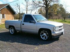 1997 chevy truck
