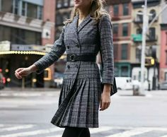 Classic Glen plaid dress suit Mary Orton Memorandum  Blog