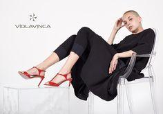 fashion shooting #sandali #rosso #violavinca #shasa
