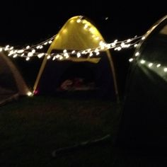 Neat little camping idea...if you go to a site with hydro!