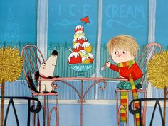Oliver & Patch by Claire Freedman, illustrated by Kate Hindley   Magpie That