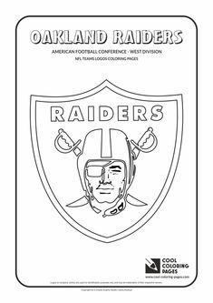 oakland raiders logo | Oakland Raiders logo, american ...