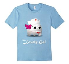 Mens Funny Halloween Spooky Lovely Nurse Gal RN Ghost T-s... https://www.fanprint.com/stores/sunny-in-philadel?ref=5750
