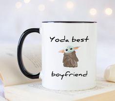 When Your Best Friend, Best Friend Love, Friends In Love, Birthday Gifts For Boyfriend, Birthday Gifts For Her, Boyfriend Gifts, Funny Mugs, Funny Gifts, Personalised Name Mugs