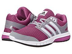 adidas Running Galaxy Elite Lucky Pink/White/Mid Grey - Zappos.com Free Shipping BOTH Ways