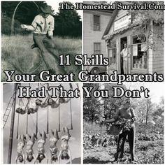 Posted by: Survivaloftheprepped.com Homestead Survival, Homestead Farm, Survival Tools, Wilderness Survival, Camping Survival, Survival Prepping, Emergency Preparedness, Survival Stuff, Great Grandparents