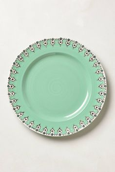 Elka Dinner Plate - anthropologie.eu