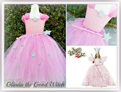 Glinda the Good Witch Tutu Set