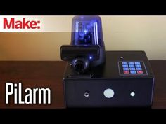 How to make a portable room alarm