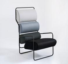 achille castiglioni sancarlo armchair | #interior #design #ap