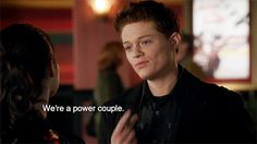 We're a power couple. | Switched at Birth Gifs