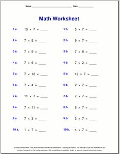 2 Multiplication Worksheets for Grade 1 Grade 4 multiplication worksheets √ Multiplication Worksheets for Grade 1 . 2 Multiplication Worksheets for Grade 1 . Grade Math Worksheets How to Save Your Work Copy and in Printable Multiplication Worksheets, 7th Grade Math Worksheets, Printable Math Worksheets, Worksheets For Kids, Multiplication Tables, Free Printable, Learning Multiplication, Maths Puzzles, School Worksheets